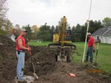 Septic Systems are very common throughout Western New York