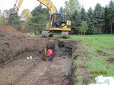 No septic problem is too big for our crew.